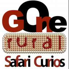 GONE RURAL - SAFARI CURIOS - ARTS & CRAFTS