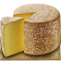 Cheese Cantal AOP - Cantal (cheese) Cantal (or fourme de cantaɬ) is a French pressed uncooked cheese from the Massif Central made from raw cow's milk or pasteurized. The designation of origin of this fourme is preserved by AOC in France and by AOP at the European level