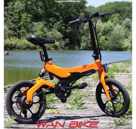 Electric Bike Urban Foldable Top Of The Line - Electric Bike Urban Foldable Top Of The Line