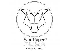 SculPaper, DIY Paper Sculptures - ARTS & CRAFTS