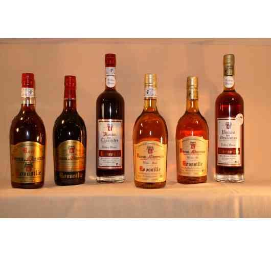 Pineau des Charentes, PINEAU BLANC EXTRA VIEUX