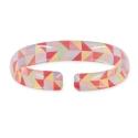 Harlequin resin bracelet - <p>Resin bracelet harlequin</p>
