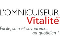 OMNICUISEUR VITALITE - L'OMNICUISEUR VITALITE