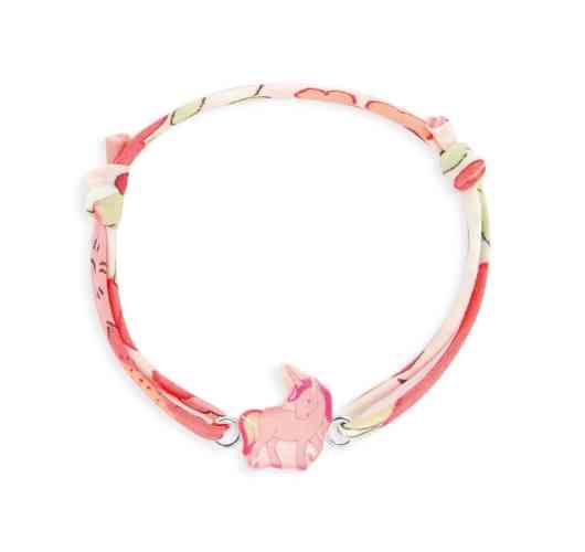 Liberty bracelet unicorn