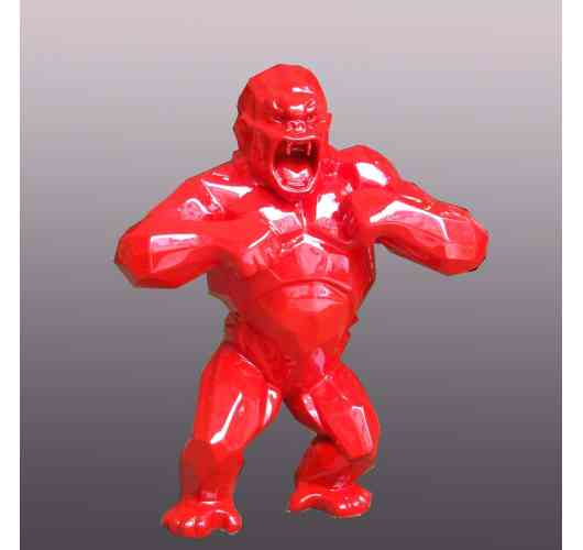 red wild kong