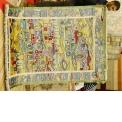 TAPIS SHANGHAI INSPIRATION CHAGALL    FERNAND LEGER      KLIMT - RENOV TAPIS - L'Atelier Fitoussi
