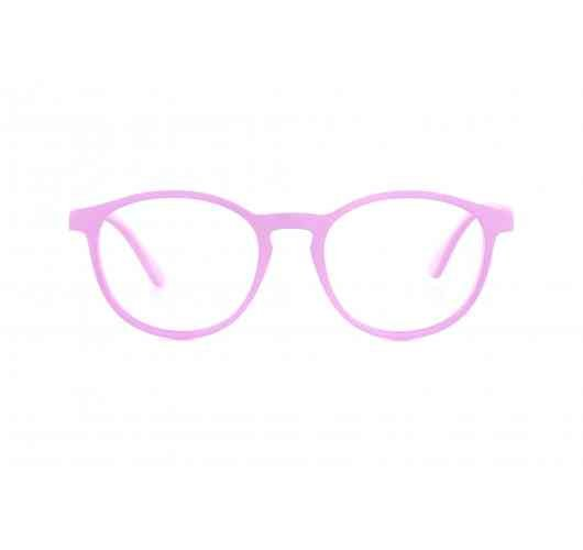 MY BLUE PROTECT® blue anti-light glasses, model MY LITTLE VINTAGE matte pink, for children, exists in 15 colors. - Goggles anti-blue light for screens (TVs, computers, smartphones, tablets ...) The blue light is omnipresent in our environment: naturally in the rays of the sun, it is found in the lighting of Leds of our cities and our homes, but especially in all digital screens. Our surface treatment filters blue light up to 40% and 100% UVA and UVB. Available in several colors.