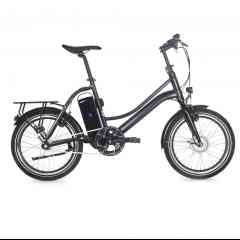 2WENTY - It is the most popular electric bike for adventure seekers and city dwellers. It will easily find its place, as much in a boat, a camper as in a small apartment. You can, in the twinkling of an eye, fold the pedals, completely lower the saddle and fold the handlebar parallel. Do not take up more space than a foldable, placed against a wall or slid under a bed, the 2WENTY sneaks into every corner! What transcend your use of the electric bike.