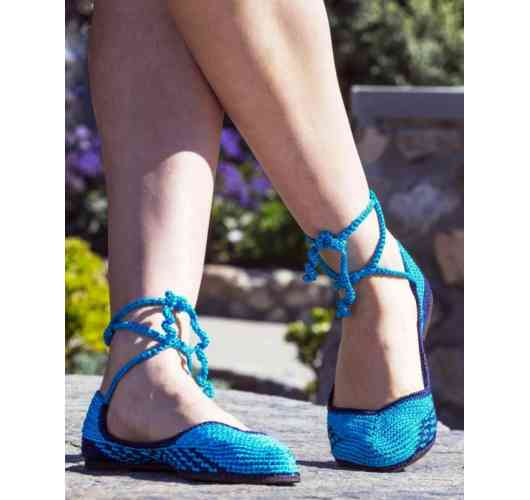 Crochet Shoes - Eco freindly Handmade Crochet Shoes