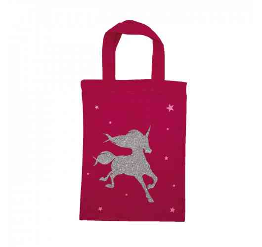 Unicorn tote bag - Customizable tote bag sequined patterns