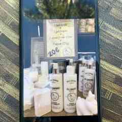 BELL'ANESSE EN PROVENCE - SALE OF ORGANIC DONKEY MILK COSMETICS BODY MILK, SHOWER GEL, SHAMPOO, FACE CARE CREAMS, SOAPS ECT .....