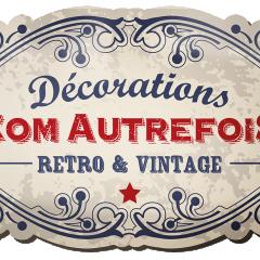 COM AUTREFOIS - DECORATION (OBJETS DE)