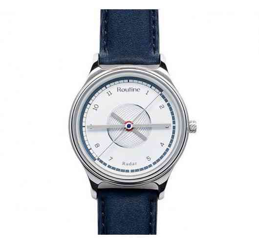 ROUTINE Watches - First Watch certified Origine France Garantie Made in France with more 85% of french components  Made in France