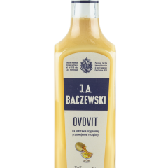 J.A Baczewski Ovovit / Eggs, Milk, Vanilla