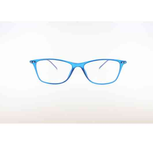 MY BLUE PROTECT® anti-blue light glasses, model GAMER blue jeans matte for adults. - Goggles anti-blue light for screens (TVs, computers, smartphones, tablets ...) The blue light is omnipresent in our environment: naturally in the rays of the sun, it is found in the lighting of Leds of our cities and our homes, but especially in all digital screens. Our surface treatment filters blue light up to 35% and 100% UVA and UVB.