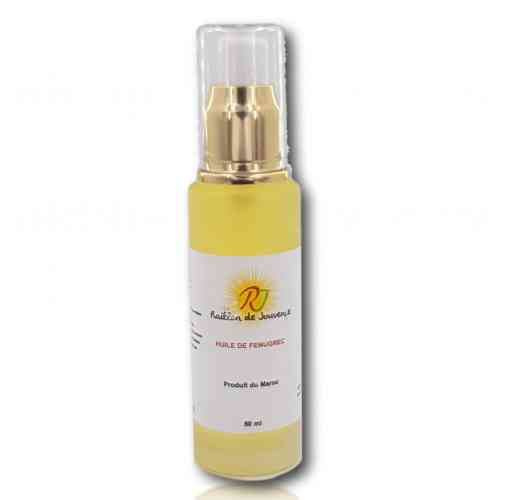 Extracted from a first cold pressed fenugreek seed, our first quality fenugreek oil is an emollient and firming oil.  -checks and naturally enlarges the chest  -galbe the bust  -fight against hair loss and strengthens the scalp  -Hydrate and firm the skin  -Excellent anti wrinkle - Extracted from a first cold pressed fenugreek seed, our first quality fenugreek oil is an emollient and firming oil.  -checks and naturally enlarges the chest  -galbe the bust  -fight against hair loss and strengthens the scalp  -Hydrate and firm the skin  -Excellent anti wrinkle