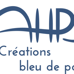 AHPY Créations Bleu de Pastel - ARTS & CRAFTS