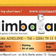NIMBA ART BURKINA FASO - ARTS & CRAFTS