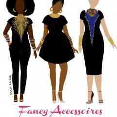 Fancy Accessoires : l'Afrique c'est Chic - DECORATIVE OBJECTS