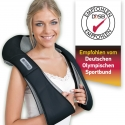 Donnerberg original NM089  - <p>HIGH QUALITY DEVICE - 3 YEARS WARRANTY. Donnerberg Shiatsu Massager is an Original German Trademark. High quality products are of the utmost priority for Donnerberg. The quality of Shiatsu Neck Massager has been tested by the accredited testing center TÜV Rheinland Bauart.</p>