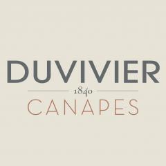 DUVIVIER CANAPÉS  - FURNISHING - DECORATION