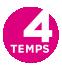 logo 4 temps