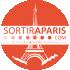 LOGO SORTIR A PARIS